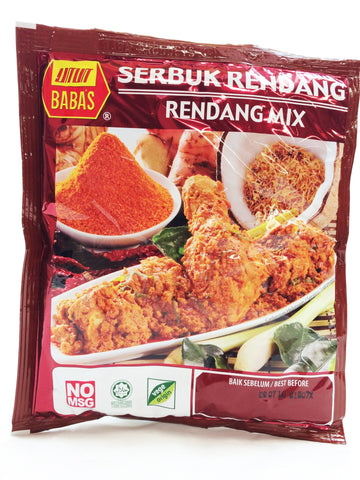 Picture of Rendang Mix 250g