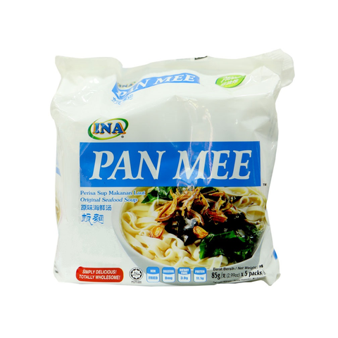 Picture of Pan Mee (Original Seafood Soup Flavour) 85g x 5's