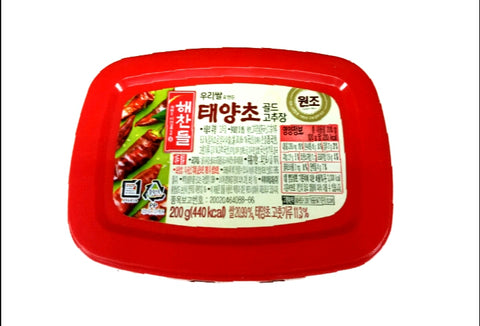 CJ Korean Hot Pepper Sauce ( Fermented) 200g
