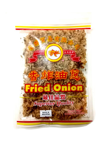 Gold Fish Brand Fried Onion / Shallot 80g