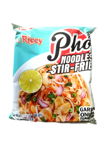 Oh! Ricey Pho Noodle Stir-Fried (Garlic & Onion Flavour) 77g 蒜头洋葱味河粉