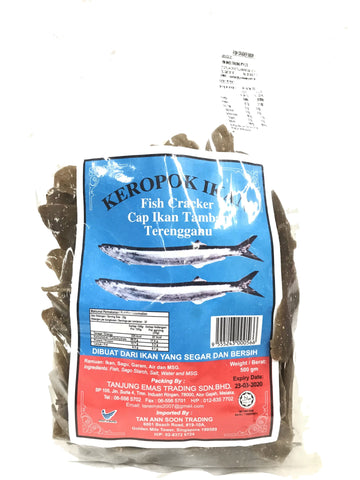 Picture of Keropok Fish Cracker 500g