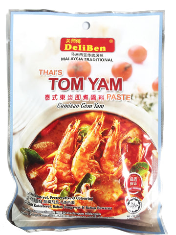 Picture of Thai Tom Yam Paste 200g