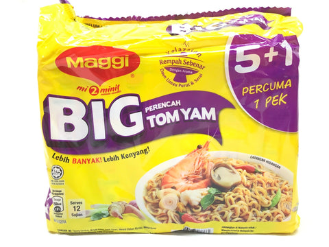 Picture of BIG Tom Yam 112g x 6's