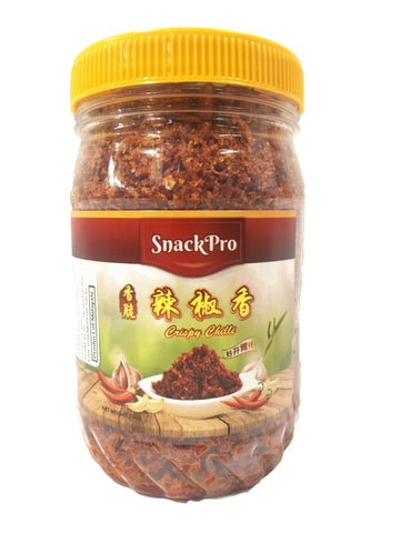 Picture of Snack Pro - Anchovies Crispy Chilli Paste 200g