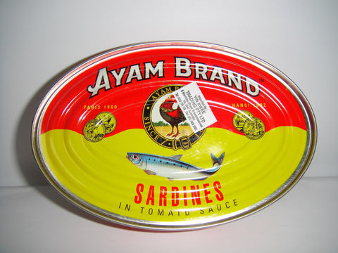 Picture of Sardines in Tomato Sauce 425g OVAL