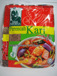 Picture of Instant (VEGETARIAN) Curry Paste 200g