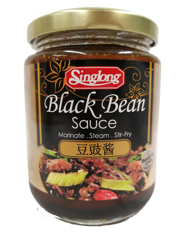 Picture of Black Bean Sauce 230g
