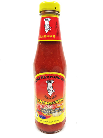 Picture of Kampong Chilli Sauce (GARLIC) 320g