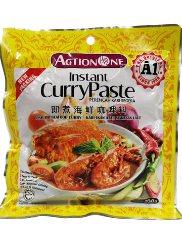 Picture of Fish Or Seafood Curry Paste 230g
