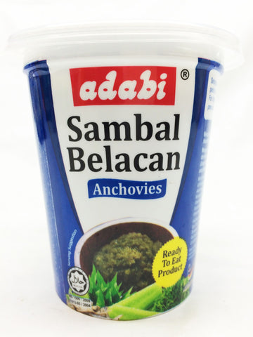 Picture of Sambal Belacan (ANCHOVIES) 180g