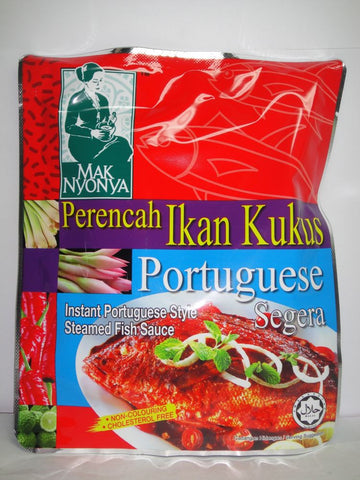 Picture of Instant (PORTUGESE STYLE ) Steamed Fish Sauce 200g