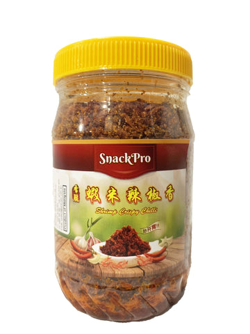 Picture of Snack Pro - Shrimp Crispy Chilli 200g
