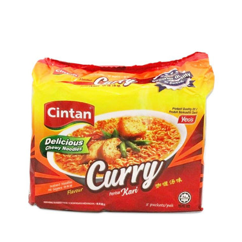 Picture of CURRY Noodle 76g x 5's