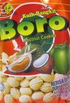 Boro Coconut Biscuit (Kuih Bangkit) Durian Flavour 100g
