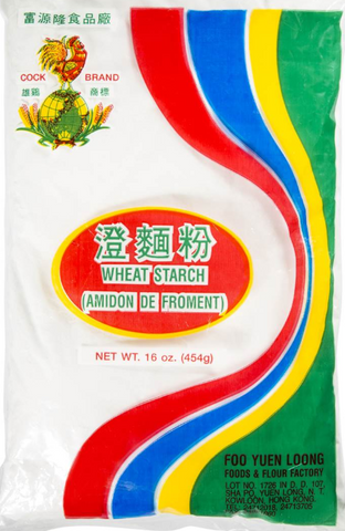 Cock Brand Wheat Starch 454g