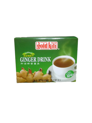 Gold Kili Instant Honey Ginger Drink 180g