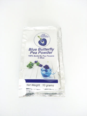 Blue Butterfly Pea Flower Powder 10g