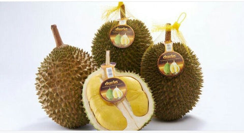 Musang King Whole Fruit Durian 10 kg box ** ADELAIDE ONLY**
