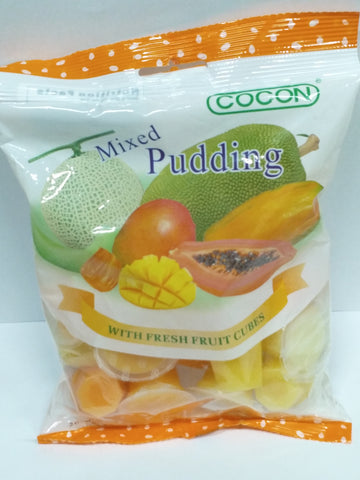 Cocon Mixed Flavour Pudding (20 cups)