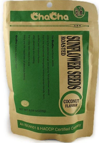 Chacheer Sunflower Seeds (Coconut) 228G