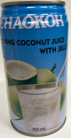 Chaokoh Coconut With Jelly 350G