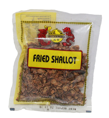 Picture of Dragon Phoenix Fried Shallot 100g