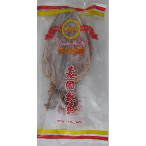 Gold Fish Dried Cuttle Fish 120g