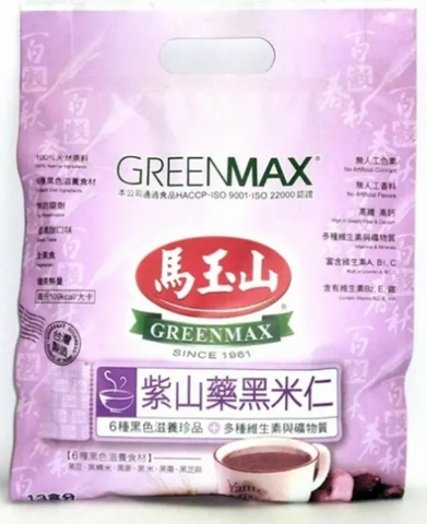 GreenMax Yam Mixed Cereal 494g