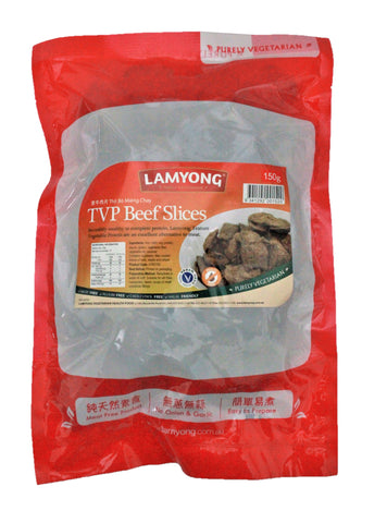 Picture of Lamyong TVP Beef Slices 150g