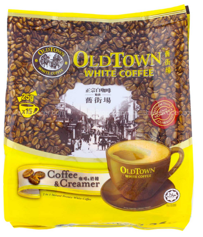 Oldtown White Coffee Creamer 375g