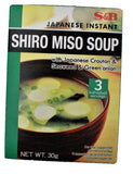 Picture of S & B Shiro Miso Soup 30g