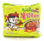 Samyang Hot Chicken Jjajang 140g x 5