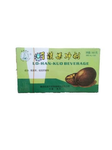 Lo Han Kuo Beverage 14g X 12's