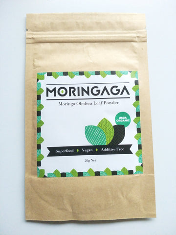 Picture of Moringa Oleifera Leaf Powder 20g