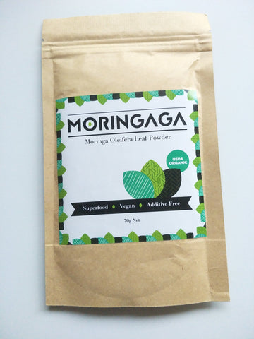 Picture of Moringa Oleifera Leaf Powder 70g