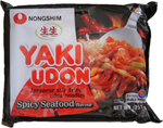 Nongshim Yaki Udon (Spicy Seafood) 251g