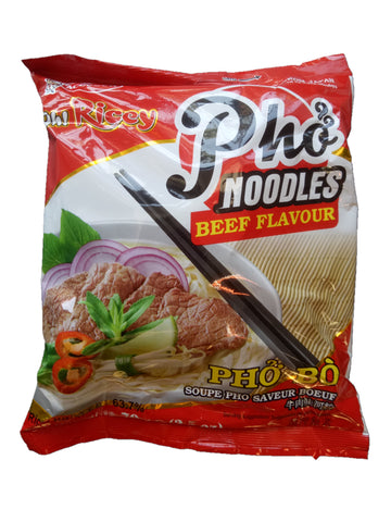 Oh! Ricey Pho Noodle (Beef Flavour) 70g