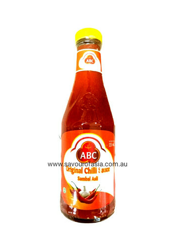 ABC Original Chilli Sauce (Sambal Asli) 335 ml