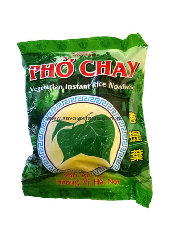Pho Chay ( Vegetarian Instant Rice Noodles ) 65g