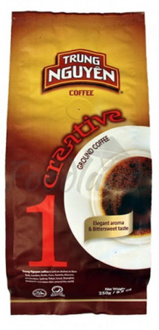 Trung Nguyen Ground Coffee  (Creative 1) 250g
