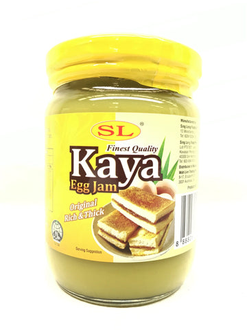 Picture of Coconut Jam (Kaya - GREEN) 400g