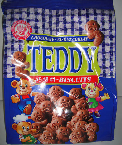 Picture of Chocolate Teddy 120g