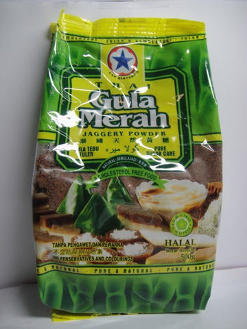 Picture of Gula Merah (Jaggery Powder) 500g