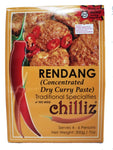 Picture of Rendang Concentrated Dry Curry Paste 200g