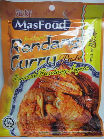 Picture of Instant (RENDANG) Curry Paste 200g