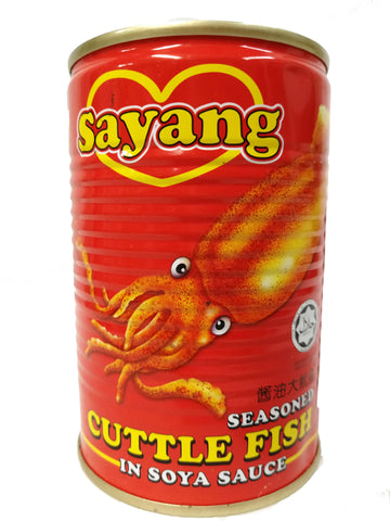 Picture of Cuttlefish in Soy Sauce 400g