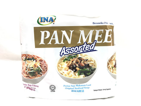 Picture of Pan Mee (Assorted Flavours) 85g x 5's