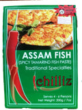 Picture of Assam Fish (SPICY TAMARIND) Paste 200g