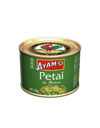 Canned Petai (Stinky Bean) 170g
